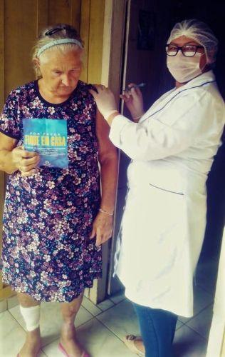 Campanha contra influenza