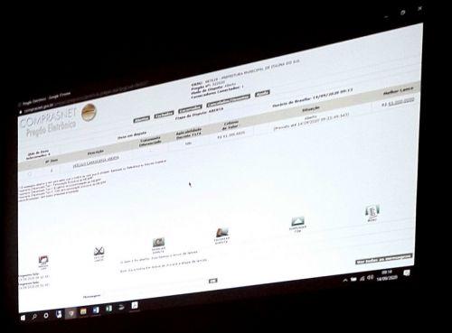 Prefeitura de Itaúna do Sul adere ao sistema de Pregão eletrônico.