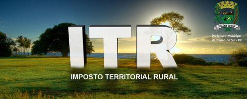 INFORMATIVO ITR - 2021