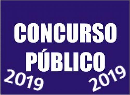 CONCURSO PÚBLICO 2019 - RESULTADO FINAL