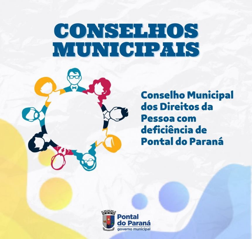 Eleições para o Conselho Municipal dos Direitos da Pessoa com Deficiência ocorre nesta quinta-feira