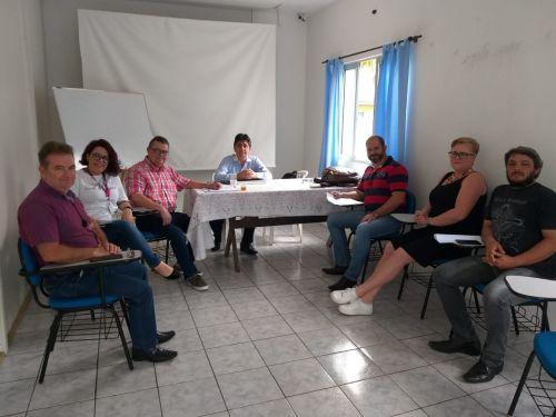 Realizada a quarta reunião do Conselho Organizador do Prodec de Pontal do Paraná