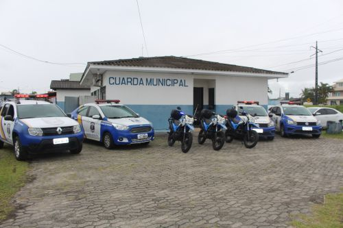 Guarda Municipal de Pontal do Paraná completa cinco anos contribuindo com a segurança do município