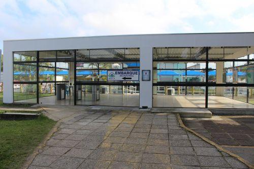 Terminal de Embarque em Pontal do Sul conquistou diversas melhorias realizadas pelo município