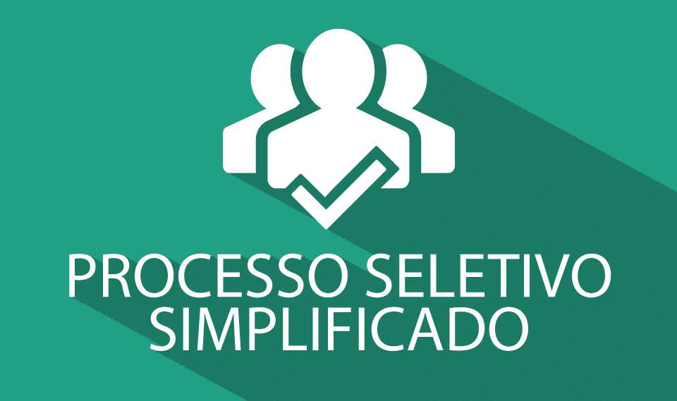 PROCESSO SELETIVO 01/2021