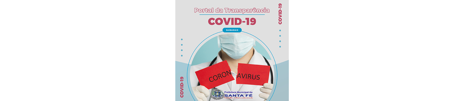 TRANSPARÊNCIA COVID