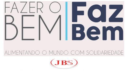DOAÇÕES DA JBS CHEGAM A SANTA FÉ (PR)