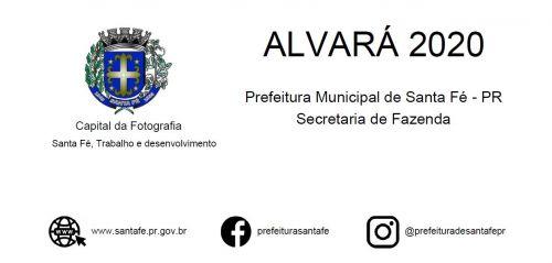 ÁLVARA 2020