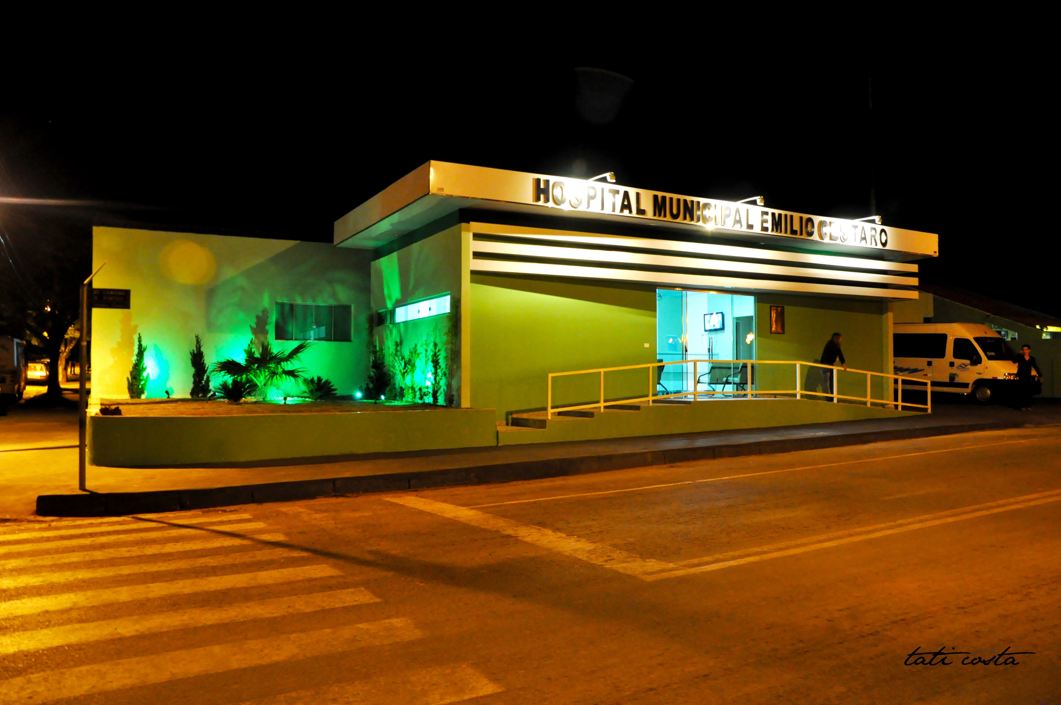 01 - Hospital Municipal Emilio Cestaro