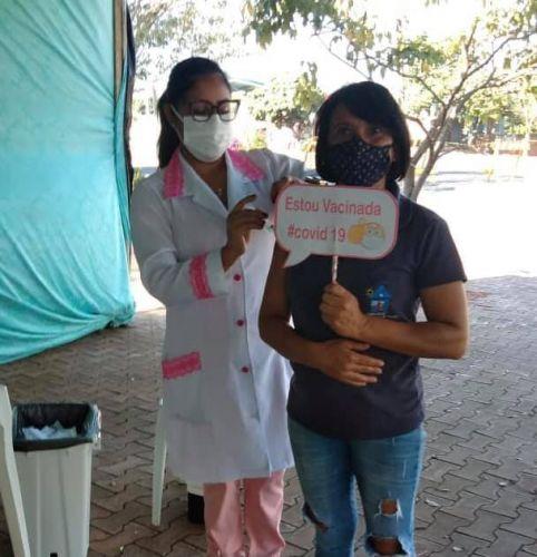 Vacinação em Cruzeiro do Oeste continua em ritmo acelerado