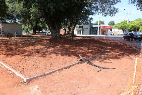 Revitalização da Praça Alberto Capellari