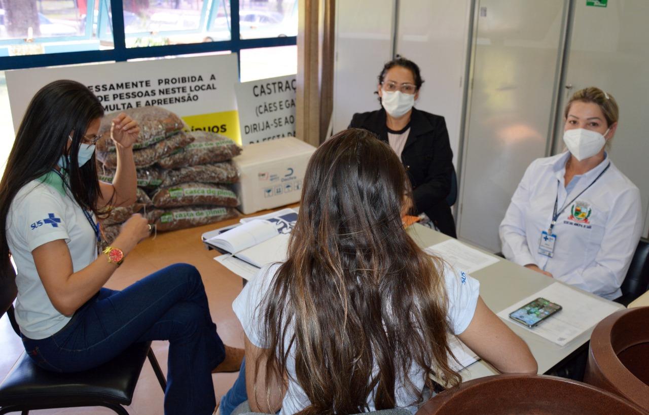 PREFEITURA DE MAMBORÊ CRIA O GTEA - GRUPO DE TRABALHO DE EDUCAÇÃO AMBIENTAL