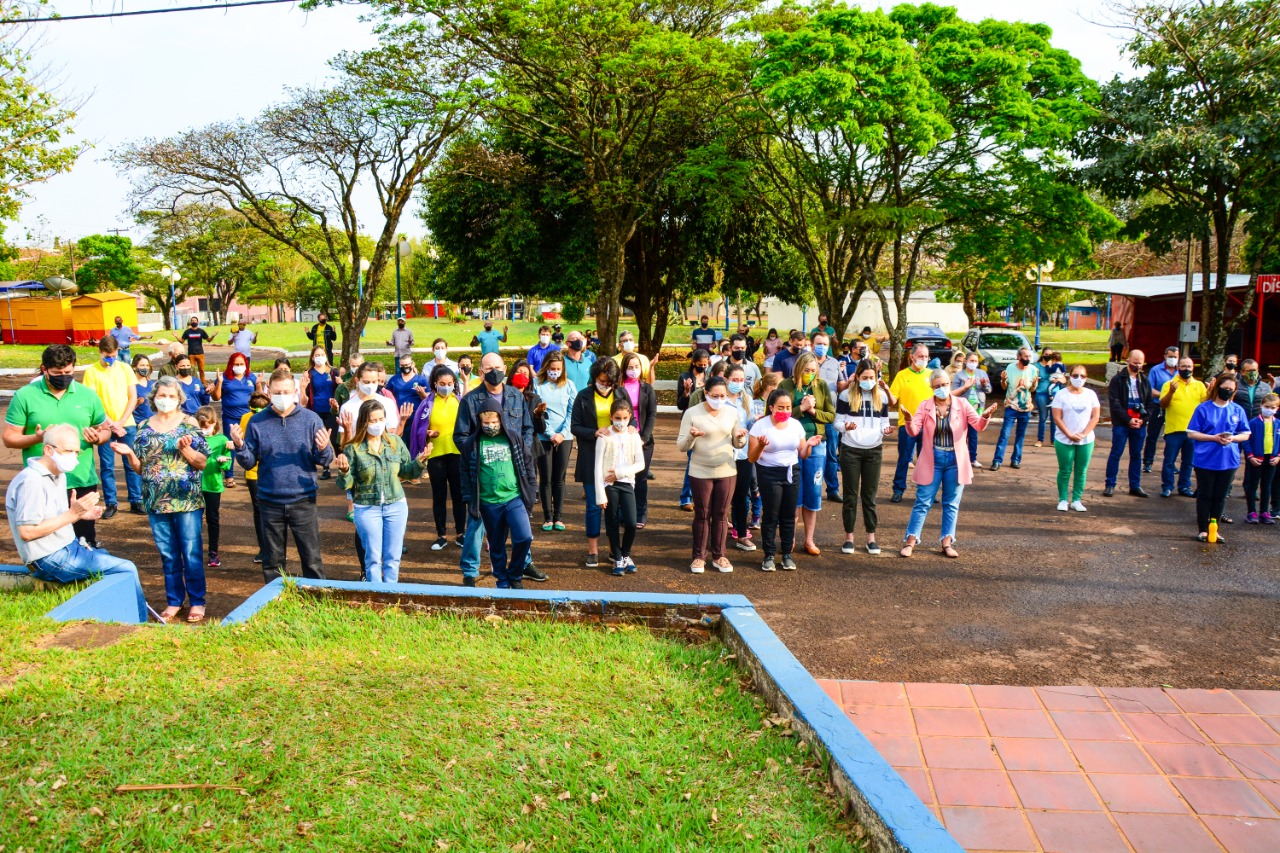Mamborê realizou a abertura das atividades da Semana da Pátria