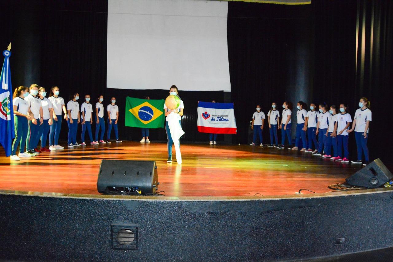 EVENTO DESTA QUINTA-FEIRA (09) ENCERRA AS COMEMORAÇÕES ALUSIVAS À SEMANA DA PÁTRIA EM MAMBORÊ