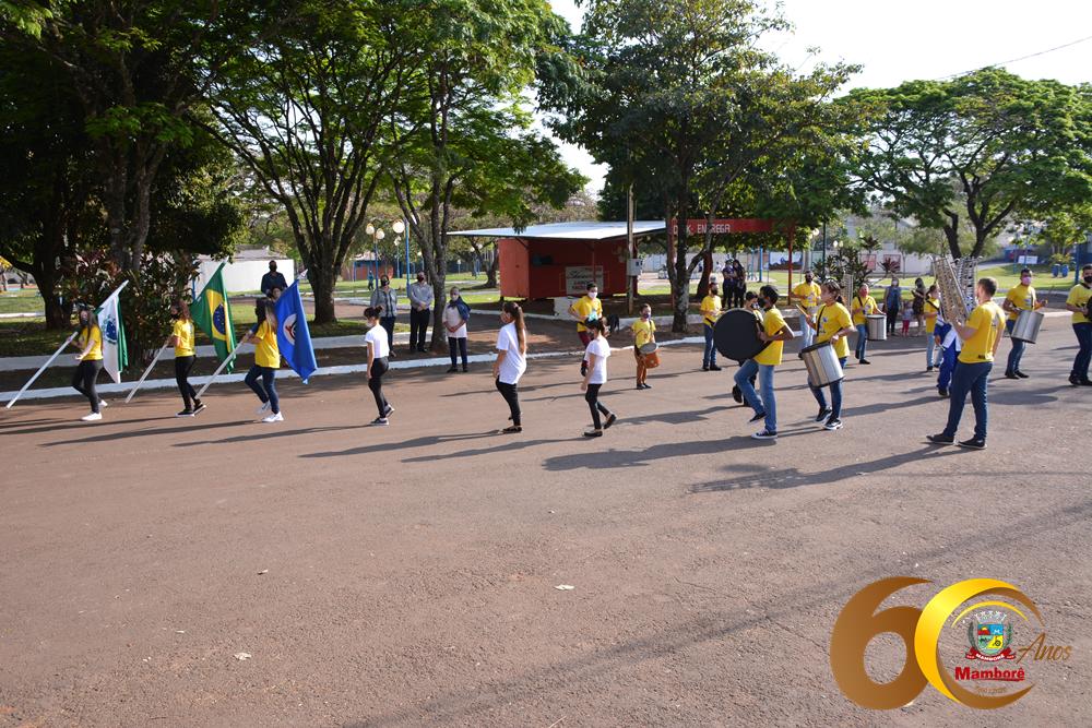 Atividades marcaram os 60 anos de Mamborê (72 FOTOS)