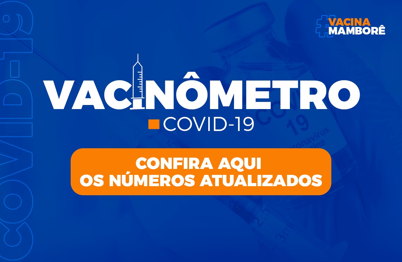 Vacinômetro Covid-19