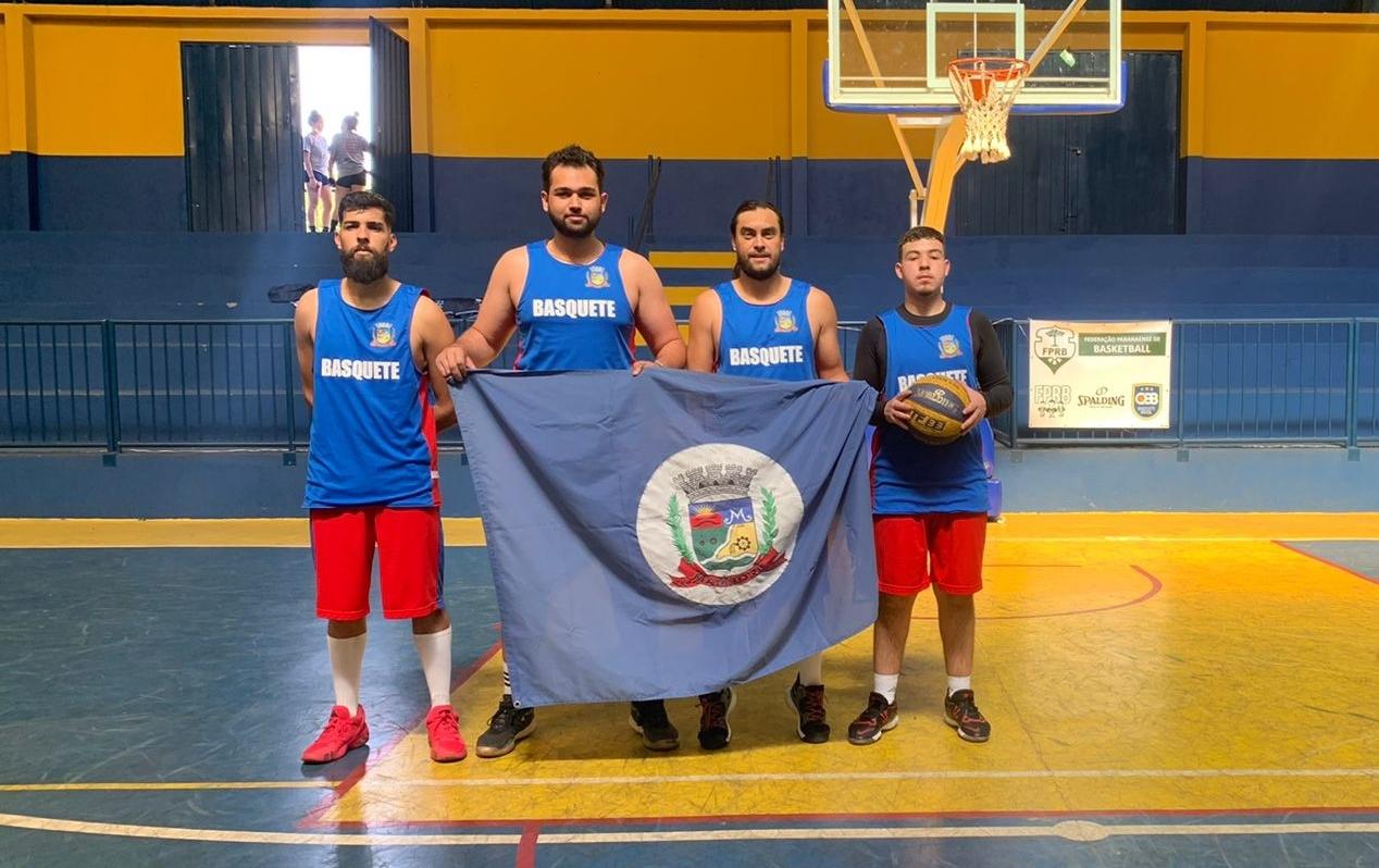Mamborê participa do 1º Campeonato Paranaense 3x3 de Basquetebol