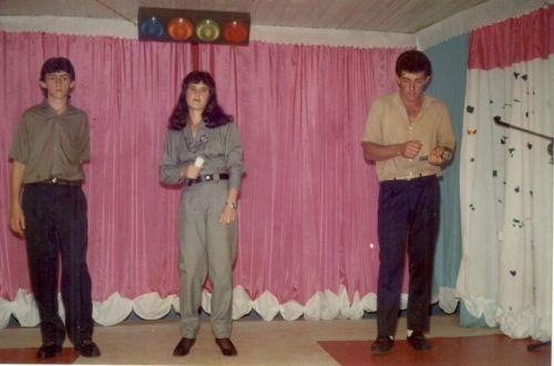 Década de 90 - Festival de Dublagem, em destaque: Marcio Bosi (in memorian), Maria Miranda e Polaco.