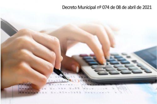 Novo decreto exige que compras feitas por qualquer setor da prefeitura, sejam solicitadas através de requisição.