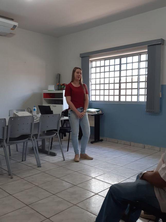PALESTRA COMEMORA O DIA DO IDOSO EM JOAQUIM TÁVORA