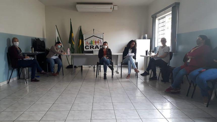 JOAQUIM TÁVORA REALIZA ENCONTRO TEMÁTICO DA PESSOA COM DEFICIÊNCIA