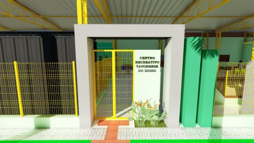 Centro Recreativo do Idoso e Feira da Lua Tavorense