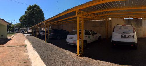 Garagem para Ônibus e Veículos da Educação