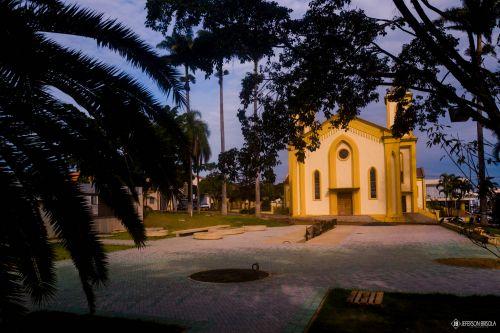 Revitalização da Praça Central de Joaquim Távora