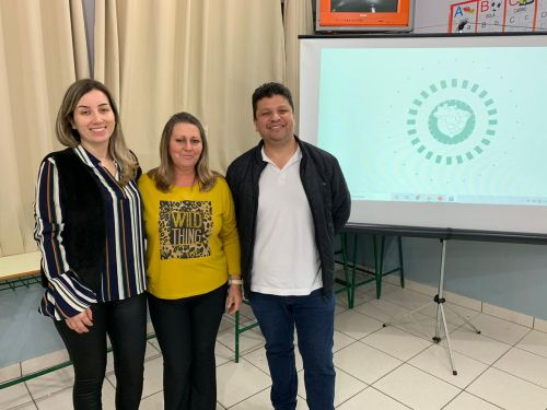 PALESTRA SOBRE SISTEMA REGIONAL DE INOVAÇÃO DO NORTE PIONEIRO MOVIMENTA JOAQUIM TÁVORA