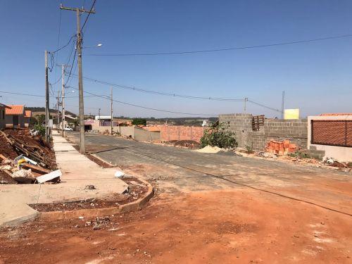 Obra Construção de 42 Casas Populares