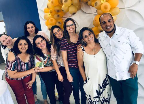 REGIONAL DE SAÚDE PROMOVE HOMENAGEM A VACINADORAS