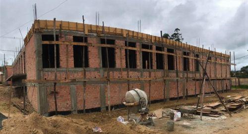 Construção da nova Sede da Prefeitura e Câmara