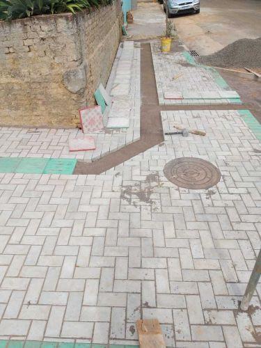 Reurbanização Avenida Paraná parte 2