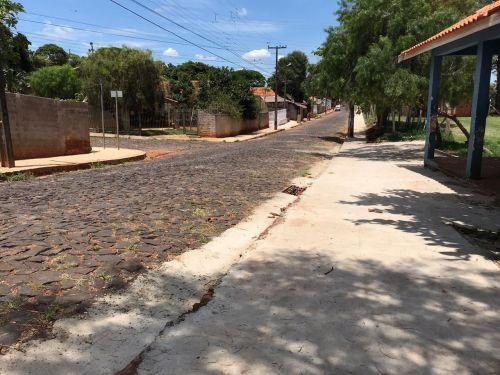 Calçadas no Bairro Asa Branca e Morada do Vento