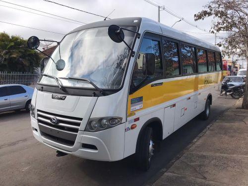 Aquisição de dois ônibus escolares