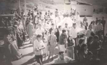 Procissão da Capela São José, década 70