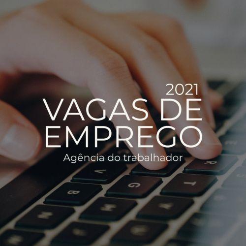VAGA DE EMPREGO (05/04/2021)