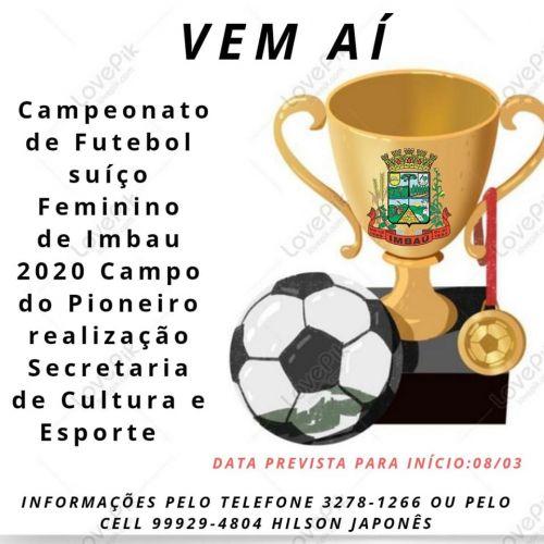 Campeonato de Futebol Suíço Feminino