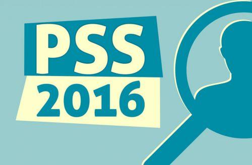 Estão abertas as inscrições para Processo Seletivo Simplificado - PSS 001/2016