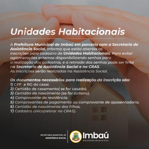 UNIDADE HABITACIONAL