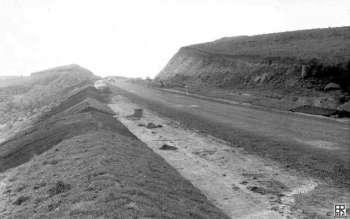 BR 376 Rodovia do Café - Imbaú - Ortigueira - Década de 60
