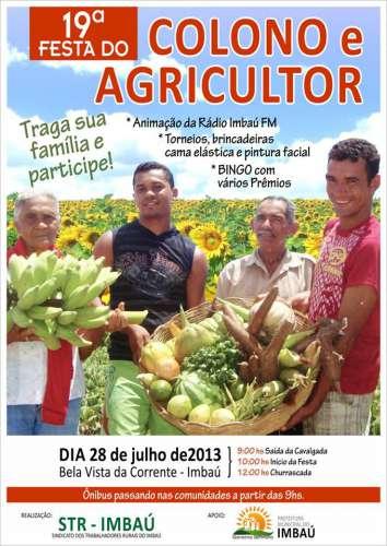 19° Festa do Colono e Agricultor