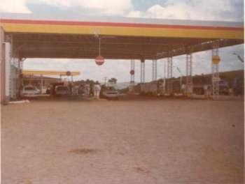 Posto Imbaú, setembro de 1977