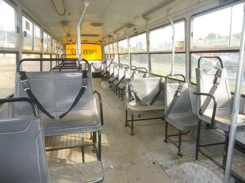 Sec. de Educação revitaliza  ônibus escolar.