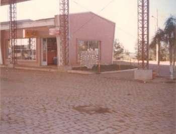 Posto Imbaú, setembro 1977