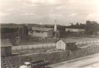 Capela São José, Distrito de Imbaú década de 70