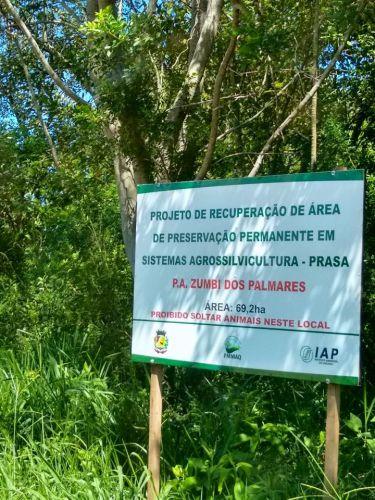 PREFEITURA RECEBE VISITA DA EMPRESA MATER NATURA PARA PROJETO DE RECUPERAÇÃO DE ÁREAS AMBIENTALMENTE DEGRADADAS