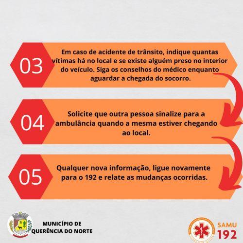 SAIBA COMO FUNCIONA O SAMU 192