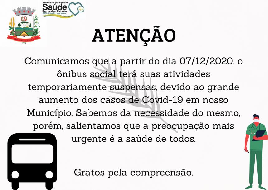 COMUNICADO DA SECRETARIA MUNICIPAL DE ASSISTÊNCIA SOCIAL