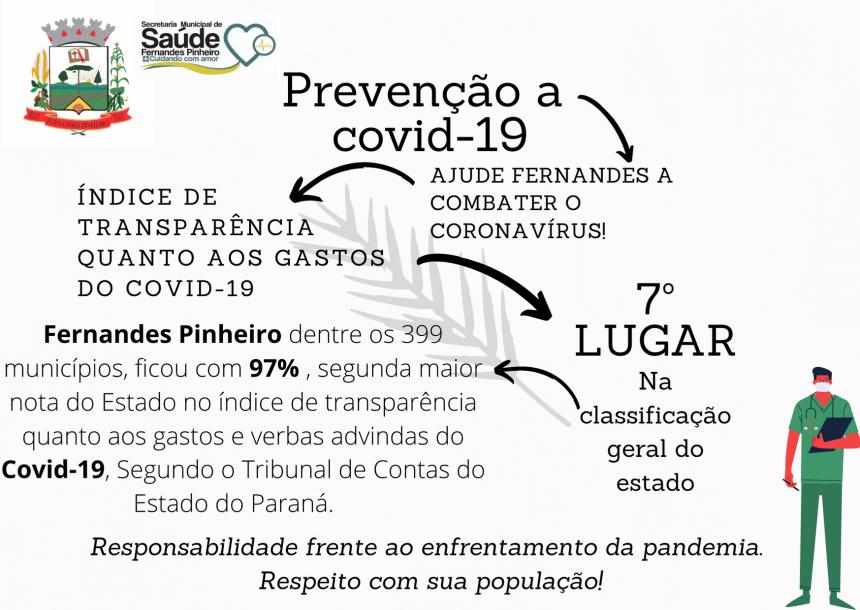 FERNANDES PINHEIRO É DESTAQUE!